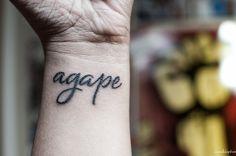 get a tatoo