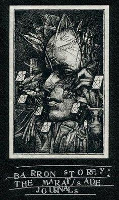 The Marat/Sade Journals (Sad1) by Barron Storey. $54.95