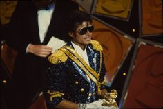 Michael Jackson At The 26th Annual GRAMMY Awards | GRAMMY.com