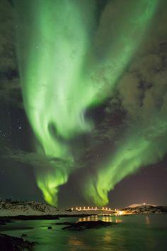 Aurora, Troms, Norway