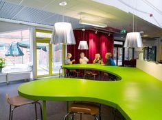 school library design   Attractive School Library Design Ideas - AzGathering.Com