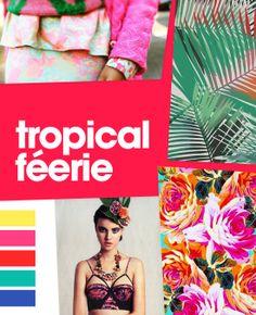 tropical féérie