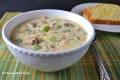 Marge's Chicken Wild Rice Soup Recipe From Grand Casino, Minnesota