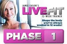 Jamie Eason's LiveFit Trainer - Phase 1