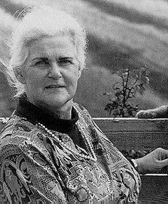 Anne McCaffrey (1926-2011) American-born Irish writer - creator of the fantastic Pern series.  Let there be dragons!