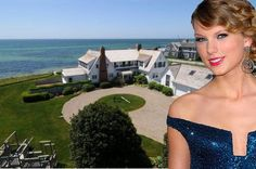 Taylor Swift drops $ 4.9M on Cape Cod 'Kennedy Compound.'
