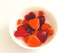 DIY fruit snacks