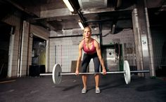 3 moves to get a tighter, toned butt & legs: squats, lunges, & deadlifts. This workout takes the lower body to the next level.