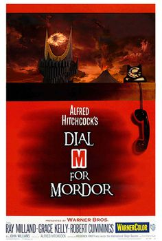 Dial M For Mordor