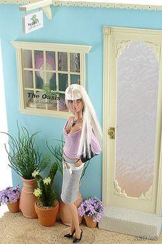 Oasis Day Spa Diorama