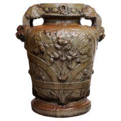 Roseville Pottery Jardiniere by Frederick Hurten Rhead at 1stdibs