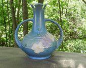 Antique/Vintage Roseville Vase rosevill vase, antiquevintag rosevill