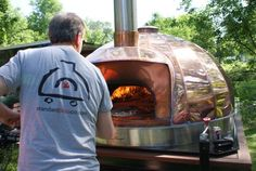 Wood Fired Pizza / Wood Fired Oven / Standard Pizza Co. / Foodie