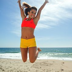 Say hello to summer with 13 fat-burning exercises created by a top trainer from NBC's The Biggest Loser.   Health.com