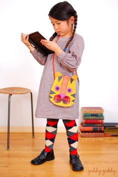 DIY - kids bag #diy