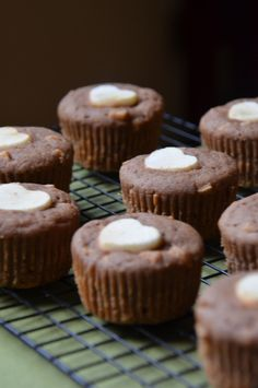 I Love You Cinnamon Apple Muffins (Dairy-Free, Gluten-Free)