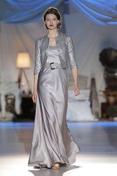Vestidos de fiesta de Inmaculada García 2014 #vestidos #invitadas Gown, attire,evening dress,night dress