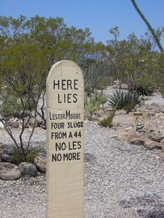 Boot Hill, Tombstone Arizona
