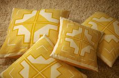 native quilt throw pillow