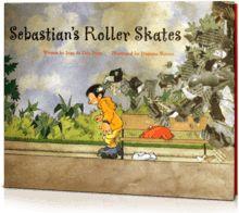 Sebastian's Roller Skates, Written by: Joan De Deu Prats | Read by: Caitlin Wachs. http://www.storylineonline.net/sebastians-roller-skates/