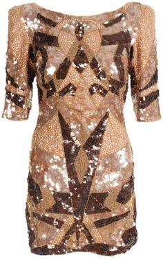 Sophia Sequin Dress by DIVA SOPHIA @girlmeetsdress