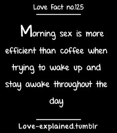 Well then it better consist of sex through out the entire day! ;-)