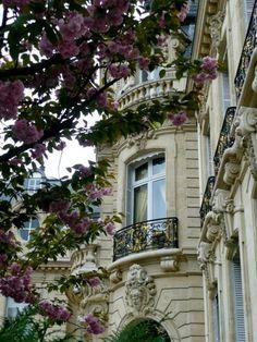 i love paris in the springtime...