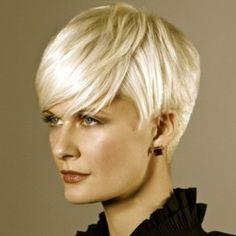 Trendy Women's Short Hairstyles