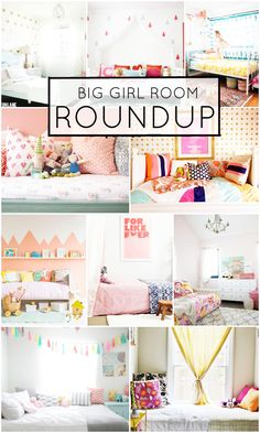 Big Girl Room Roundu