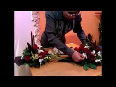 B02 插花中級課程示範—花藝2OOO Gordon Lee/ flower arrangement