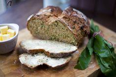 Wild Garlic Irish Soda Bread   DonalSkehan.com