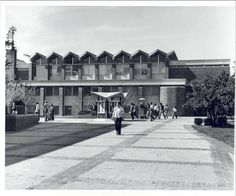 Alma College Library: Archival photographs.