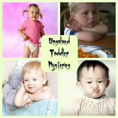 6 Unsolved Mysteries of Toddler Behavior