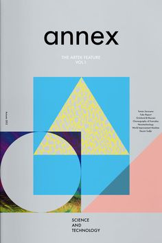 annex vol. 1 / designed by Meiré und Meiré