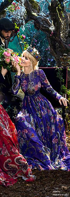 ~Dolce & Gabbana Fall ad 2014 with Claudia Schiffer at age 44 | The House of Beccaria#