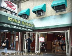 Ipanema Restaurant, Little Brazil, NYC