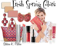 Fresh Spring Colors - Spring 2014!!