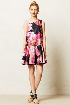 Geneva Dropwaist Dress #anthropologie #anthrofave