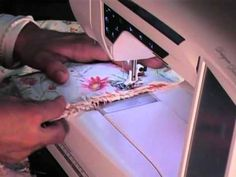 #Video #Tutorial: Rag #Quilting with Accuquilt by Christian Tamez