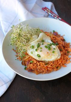 Kimchi Fried Rice is
