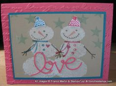 Holiday Catalog blog Hop Snow Day Valentine