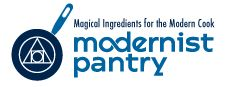 Modernist Pantry - Magical ingredients for the Modern Cook.  I can't wait to try some of this stuff!