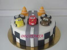 Tarta cars