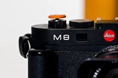 Leica M8. © Jim Fisher