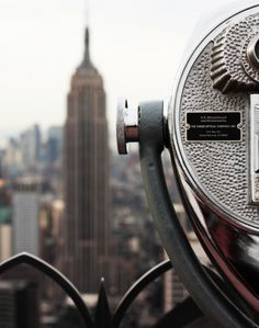 Empire State Building - love this pic