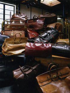Vintage Birkin Bag