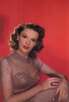 Judy Garland also talented. It's a shame what Hollywood does to people.