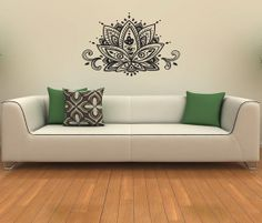 Hey, I found this really awesome Etsy listing at http://www.etsy.com/listing/158332467/housewares-wall-vinyl-decal-lotus-flower