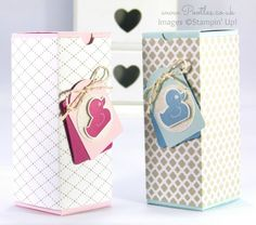 Stampin' Up! UK Demo