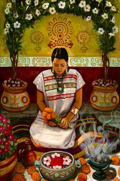 Artist: Rick Ortega  Medium: Oil on canvas